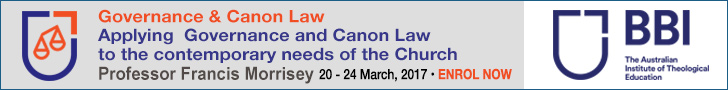 Governance and Canon Law courses