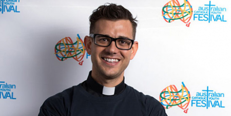Fr Rob Galea (The Catholic Weekly/Dan Hopper)