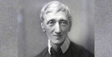 Blessed John Henry Newman (CNS/Catholic Bishops of England and Wales)