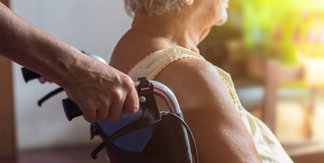 The AMA said there were too many older Australians waiting for access to aged care packages (Bigstock)