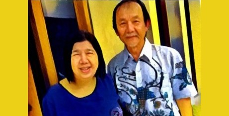 Pastor Koh and his wife