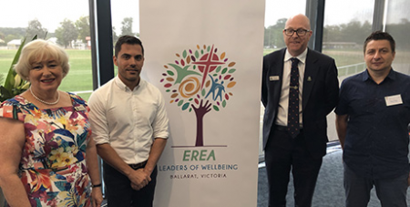 Educators at the ERA Leaders of Wellbeing conference in Ballarat this week (Edmund Rice Education Australia)