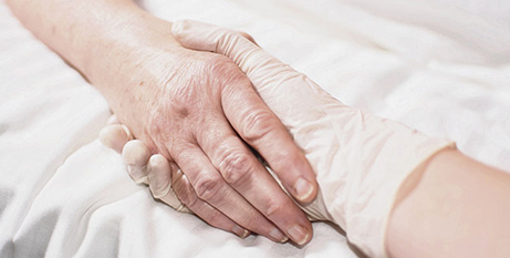 The end-of-life choices committee will begin hearing next week (Flickr/Alberto Biscalchin)