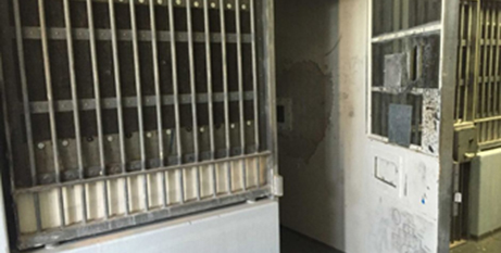 A cell at the Don Dale Youth Detention Centre (ABC News/Four Corners)