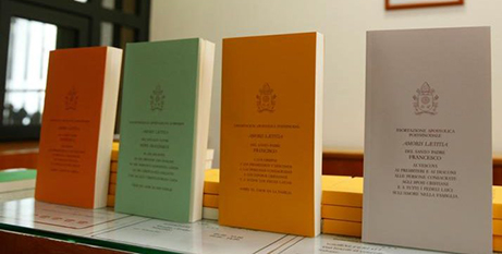 Amoris Laetitia has been controversial since its released in 2016 (CNS)