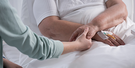 Euthanasia is the opposite of care (Bigstock Photo)