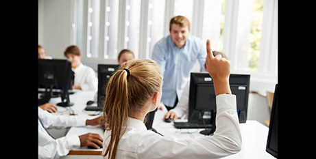 Catholic Schools NSW says the review must address student engagement in Years 7-9 (Bigstock)
