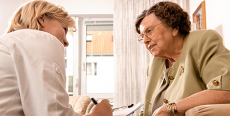 The report says within three months of approval is the desirable timeframe for a person entering residential care (Bigstock)