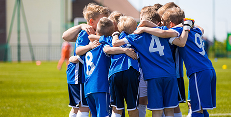 Sport can bring communities together but is not an excuse to miss Mass (Bigstock)