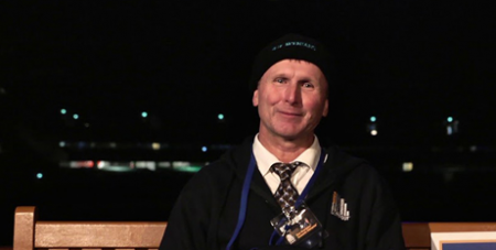 Bernie Fehon, the founder of Vinnies CEO Sleepout (YouTube/CEO Sleepout)