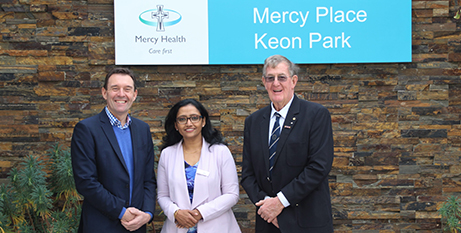Southern Cross Care (Vic) aged care homes have been renamed Mercy Place (Mercy Health)