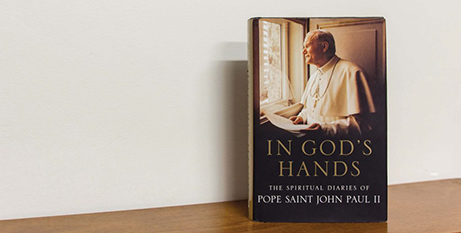 The book covers a 40 year period of the life of St John Paul II (The Record)