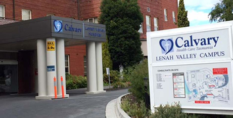 Colonoscopy patients at Calvary Lenah Valley, Tasmania, will be offered a second screening (ABC News)