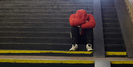 Homelessness is on the rise in Canberra this winter (Bigstock)