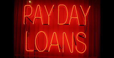 The report revealed that remote communities are being exploited by payday lenders (Bigstock)
