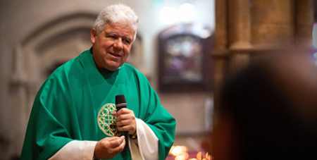 Bishop-elect Charles Gauci (The Southern Cross/Ben Macmahon)