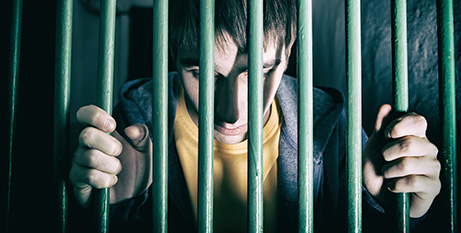Jesuit Social Services believes prison should only be used as a last resort (Bigstock)