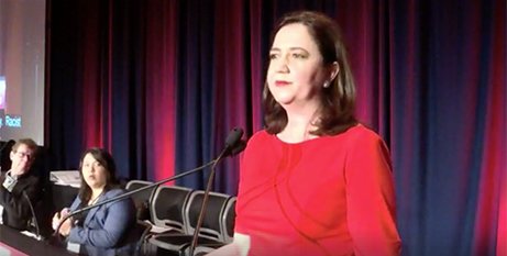 Queensland Premier Annastacia Palaszczuk said the inquiry would also look at the broader issue of the cost and complexity of aged care (Facebook/Annastacia Palasczcuk MP)