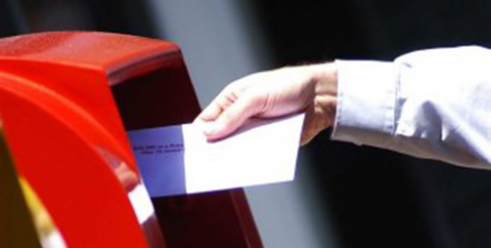 Postal surveys are due to be sent to households next week (Australia Post)