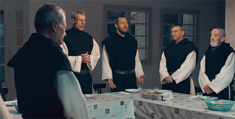 The story of the monks of Tibhirine was told in the film Of Gods and Men (CNS)