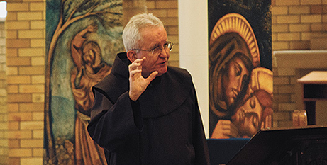 Fr Paul Rout (The Catholic Leader)
