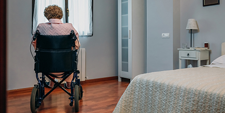 Aged care advocates are calling for minimum staffing levels to be legislated (Bigstock)