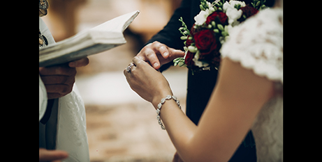 The task force will promote, encourage and support Catholic marriages (Bigstock)