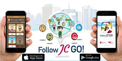 The Follow JC Go! app will soon be released in English (The Tablet)