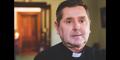 Fr Chris Riley (Youth Off The Streets)