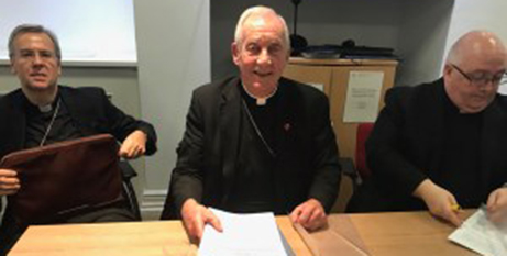 The bishops of England and Wales met last week (The Tablet/Ruth Gledhill)