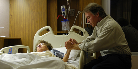 The committee recommended the ACT Government assess the demand for palliative care (Bigstock)