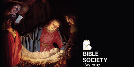 Christxt puts a digital spin on the first Christmas (Bible Society Australia)