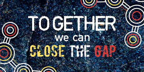Screenshot from a Closing the Gap promotional video (YouTube/IndigenousGovAu)