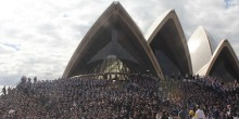 Jesuit schools gather at Opera House
