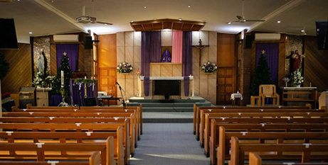 Our Lady of Lourdes in Seven Hills has signed up to be a host in Blacktown City Council