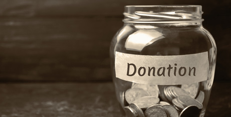 Mass-market giving dropped during the pandemic, but corporate philanthropy remained strong (Bigstock)