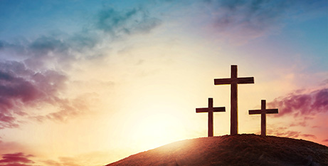 Easter reminds that the love of God brings good from evil and light from darkness (Bigstock)