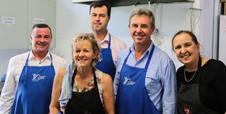 CatholicCare has operated the Taree Community Kitchen since 2015 (MNnews.Today)