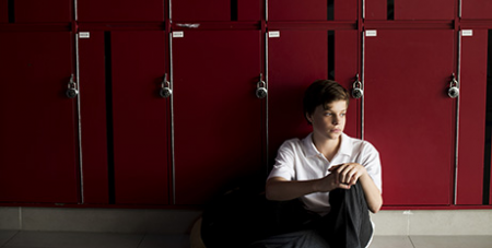 The teacher training aims to combat rising levels of youth mental health issues (Bigstock)