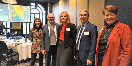 Participants in the the Morley Review Leadership Symposium (ACU)