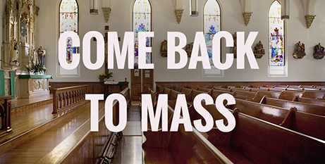 The Canberra-Goulburn Archdiocese petition to allow increased numbers to attend Mass attracted 1300 signatures in just over a week (Catholic Voice)