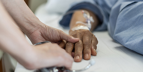 Catholic and faith-based hospitals and aged care homes oppose euthanasia in its all its forms (Bigstock)