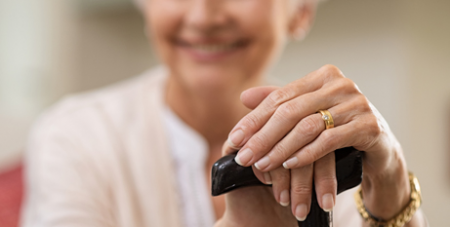 The elderly and the young benefit from forming friendships in new program (Bigstock)