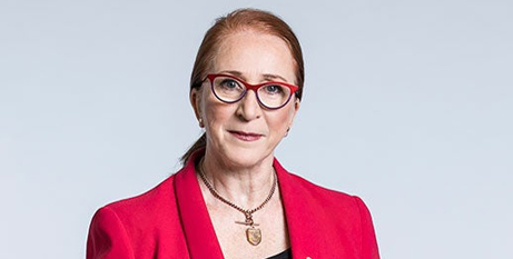 Human Rights Commissioner Rosalind Croucher (Australian Human Rights Commission website)