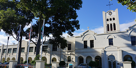 MacKillop Family Services building in South Melbourne (Open House Melbourne)