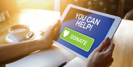 Dr Wendy Scaife said that giving to charity was not a big priority for many taxpayers (Bigstock)