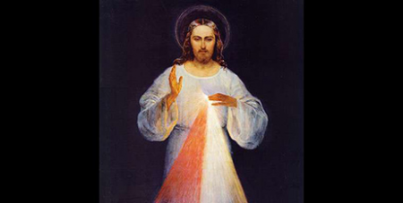The Divine Mercy painted by Eugeniusz Kazimirowski in 1934 (CNA/Wikimedia Commons)