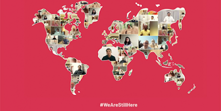 The 'We are still here' campaign (Catholic Mission)