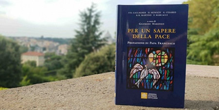 The text of Pope Francis' preface to the book was released yesterday (Vatican Media)