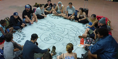 Students from the Xavier Flexi Schools Network participate in alternative education pathways (The Catholic Leader)